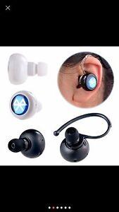 bluetooth headset kopfhörer Farbe Schwarz mini ultra-kleinen Alle Handys und Pc