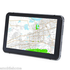 706 7 inch Truck Car GPS Navigation Navigator with Free Maps Win CE 6.0