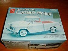 1991 Amt/Ertl Model 1955 Chevrolet Cameo Pickup Kit #6053