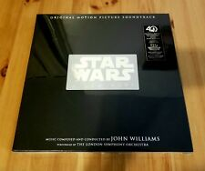 Star Wars: A New Hope Vinyl Soundtrack - 3xLP, 3D Death Star Hologram Box Set
