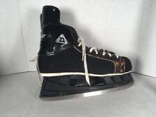 Vintage Daoust Pro 78 Ice Hockey Skates Size 11 Ankle Guards