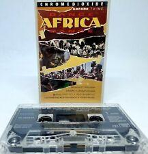 Various Artists - Dance Africa Dance - Australian Cassette