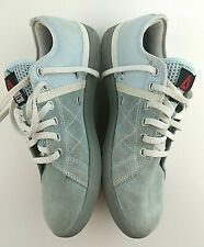 0ae198a41aeaf0 Reebok Crossfit 010 Women s Size 7.5 B Shoes M44545 Suede Blue White Gray   96
