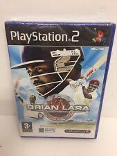 Brian Lara International Cricket 2007 Sony PS2 Game New & Sealed UK Pal