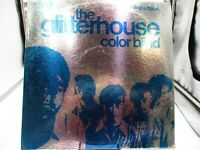 THE GLITTERHOUSE: - COLOR BLIND - Sealed  Vinyl LP DY 31905 M cover VG++