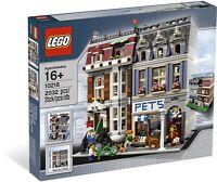 LEGO Creator 10218 - Negozio di Animali NUOVO