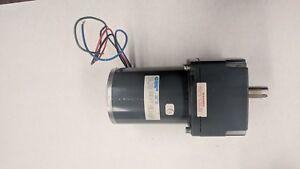310 IN-LB ROBBINS & MYERS GEAR MOTOR 1/7HP 3PH 230V .75A 19 RPM L-L330-BV HG-3P