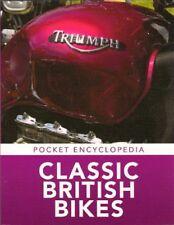 Classic British Bikes (Pocket Encyclopedia),