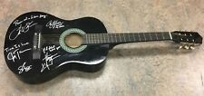 Thompson Square, Craig Campbell, Josh Turner ++ signed Acoustic Guitar W/ PROOF