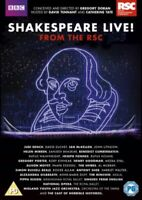 Neuf Shakespeare Live From The Rsc DVD