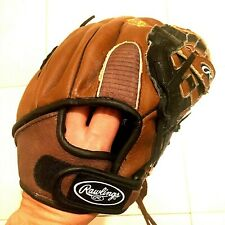 """Rawlings PM2609DBP Playmaker Series 13"""" Leather Softball Glove Mitt LHT Left"""
