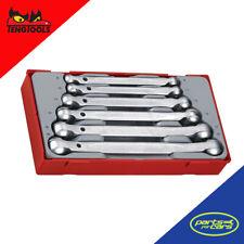 Teng Tools - 6 Piece Double Flex Wrench Set - TT6506
