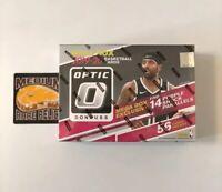 2019-20 Panini DonRuss Optic NBA Basketball Mega Box Target Factory Sealed 1 Box