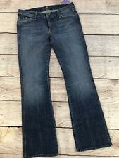 Womens 7FAM Seven For All Mankind A Pocket Denim Jeans NWT $159 Retail