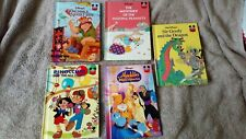 5x Walt Disney World of Books Bundle (17)