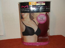 NEW PAIR OF LADY'S MAIDENFORM SWEET NOTHINGS TIBETAN RED  & IVORY SIZE....36C