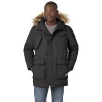 Rocawear Men's Big Hooded Parka Black 4XL #NJHSK-660