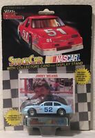 1991 RACING CHAMPIONS 1/64TH  #52  JIMMY MEANS  ALKA SELTZER - NIP  #2