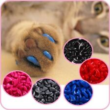 Soft Claw 100pcs Nail Caps For Dogs Cats Pet Paws Cover Protector Accessories