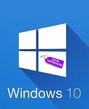 Windows 10 USB Upgrade From WIN 7 or 8.1 Home, Professional, Premium, Ultimate.