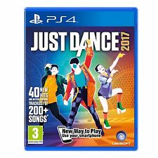Just dance 2017 PS4 game-neuf!