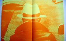 JACQUES MONORY - Litografia original DLM nº 227. 56 x 38 cm