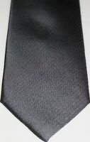 TED BAKER Knotted Mens Grey Tie 100% Silk Brand New