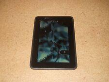 Amazon Kindle Fire HD 7 (X43Z60) 7 in screen, 16GB, Wi-Fi -- Cracked Screen
