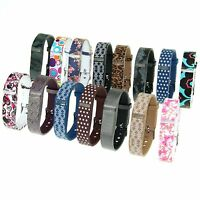 Replacement Wristband Bracelet Band For Fitbit Flex Clasp No Tracker SMKJ0700