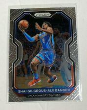New listing 2020-21 Panini Prizm Basketball SHAI-GILGEOUS ALEXANDER 2ND YEAR THUNDER