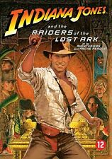 DVD -  INDIANA JONES  AND THE RAIDERS OF THE LOST ARK -  1981  -  NEW SEALED