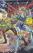 Gene Roddenberry's LOST UNIVERSE #4 Steel Edition Comic Book NM - by Teko Comix!