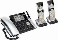 AT&T ATTCL84215 Att Attcl84215 2-handset Corded/cordless Answering System