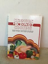 Kenmore Microwave Cooking: Cookbook (1981) HC