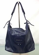 Unifarbene Longchamp Damentaschen mit Reißverschluss