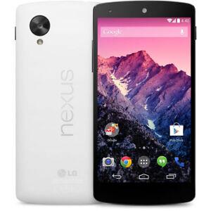 Original Google LG Nexus 5 D820 D821 16GB/32GB ROM 2GB RAM 4G LTE Smartphone
