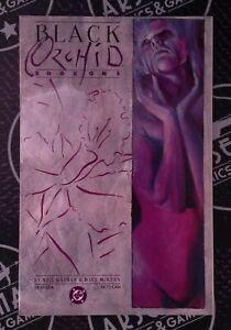 Black Orchid Book One 1988 #1 DC Comics Dave McKean Graphic Novel