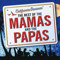 The Mamas & the Papa - California Dreamin: Best of the Mamas & the Papas [New CD