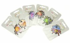 Square Animal Collectable Keyrings