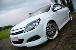 Fits Vauxhall Opel Astra H MK5 (3 Doors) - Body Kit  OPC-Line Look