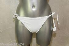 bikini maillot de bain blanc ERES fado fria T 42-44 NEUF ÉTIQUETTE V. 150€