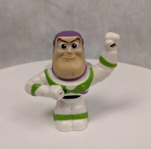 "Toy Story Buzz Lightyear 2"" Mini Figure Plastic"