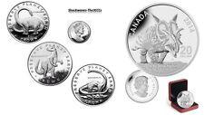 2014 Silver $20 Dinosaur Xenoceratops Foremostensis Coin BONUS 3 FREE COINS SALE