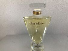 Champs Elysees Guerlain Glass Perfume Bottle DISPLAY FACTICE DUMMY