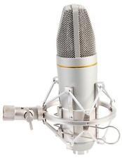 Pulse USB Studio Condenser Microphone Large Diaphragm for Mac & PC Recording
