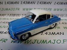 VOITURE 1/43 IXO IST déagostini POLOGNE : WARTBURG 311 coupé DDR