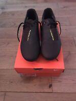 Mens Nike Phantom Venom Soft Ground Football Boots Black Size 7.5