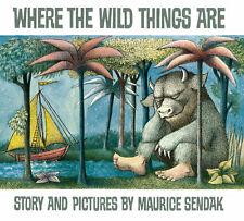 Maurice Sendak - Where The Wild Things Are (Hardback) 9780370007724
