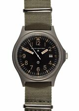 Genuine Military Industries NATO Pattern G10 Military Watch with Battery Hatch