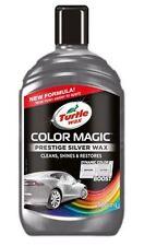 Turtle Wax Colour Magic Shades of Silver Polish 500ml Dynamic Boost